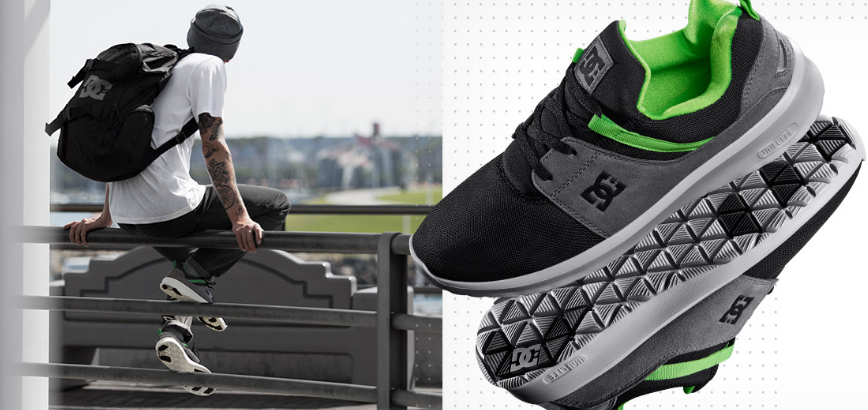 Акции DC Shoes в Белоруссии